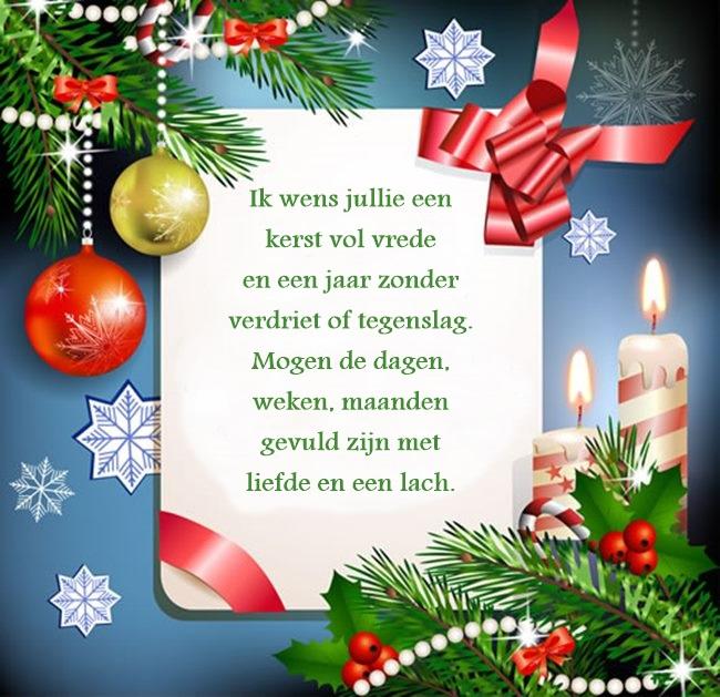 Mooie en lievekerstwensen voor kerstkaart